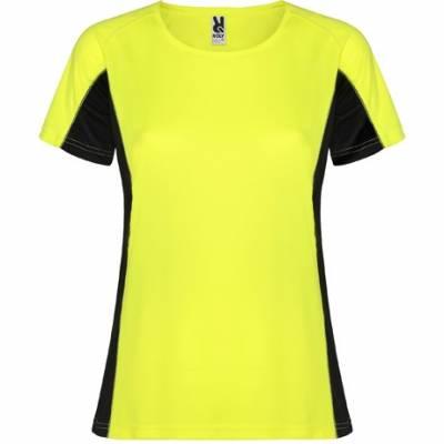 Camiseta técnica de mujer...