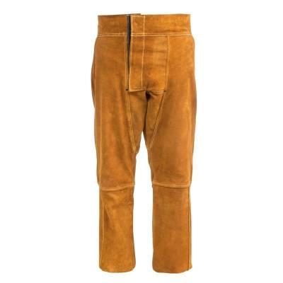 Pantalón cuero soldador. 20095