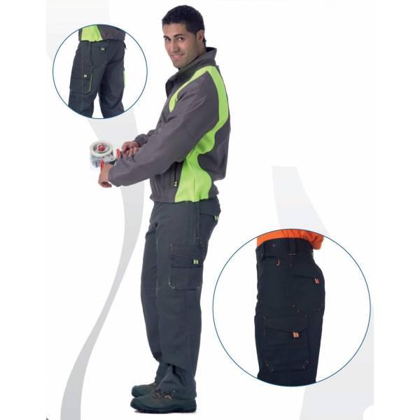 Pantalón multibolsillos línea 6 - WF1619