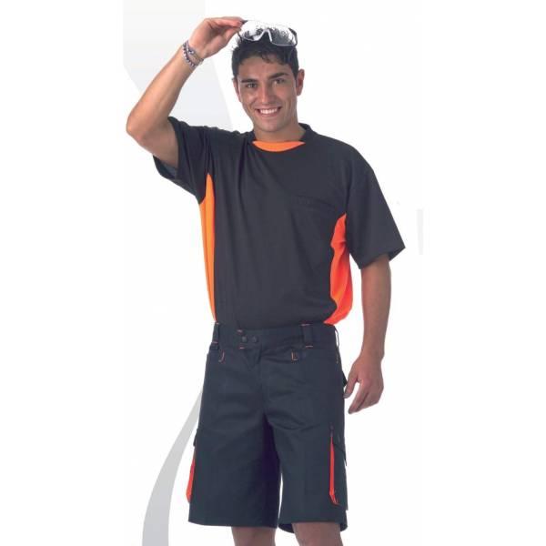 Pantalón corto línea 6 - WF1617