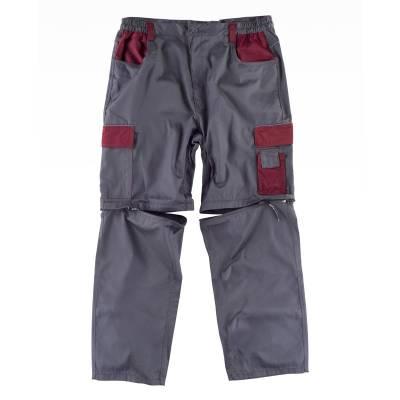 Linea 8. Pantalón combinado...