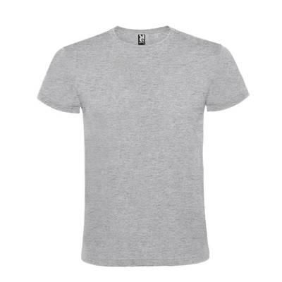 Camiseta básica algodón Atomic