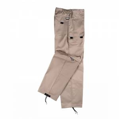 Pantalón con perneras...