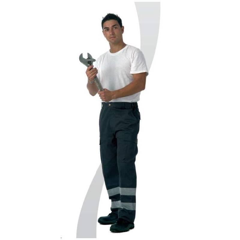 Pantalón multibolsillos - C4017