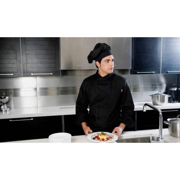 Gorro cocinero francés-VAINILLA