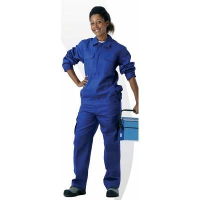 Pantalón con cintura elástica y multibolsillos. 100% Algodón. Tejido resistente. WTB1455