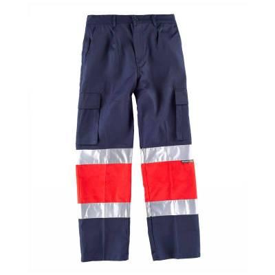 Pantalón multibolsillos...