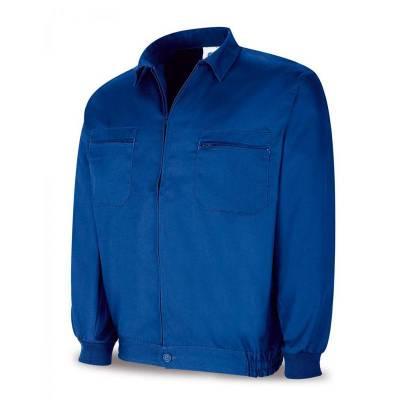 Chaqueta azulina algodón...