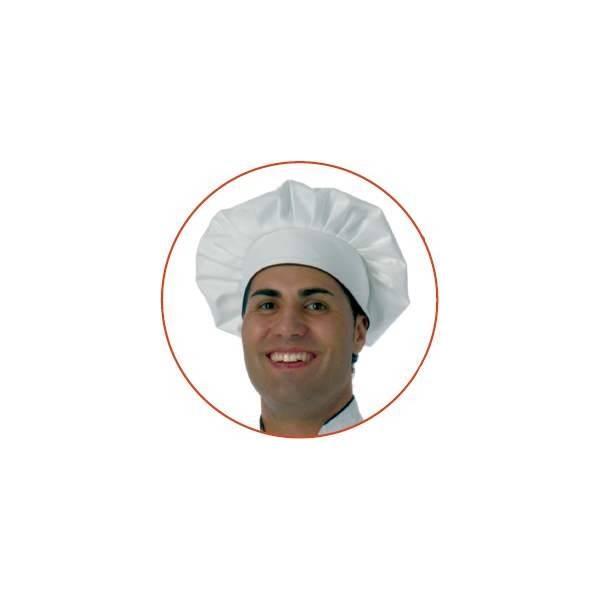 Gorro liso de cocina - M603