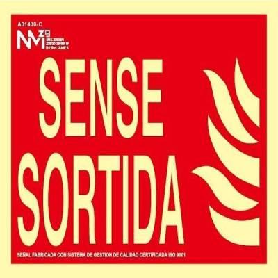 SEÑAL SENSE SORTIDA...