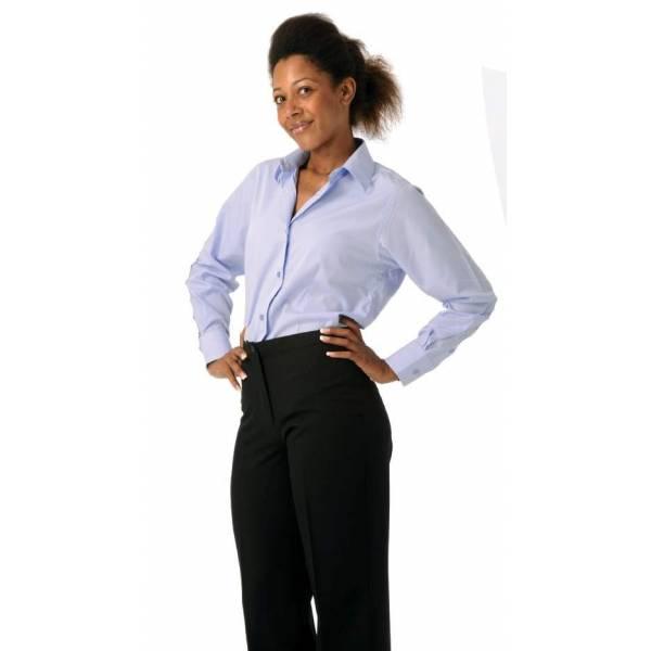 Pantalón de mujer con pinzas - B9016