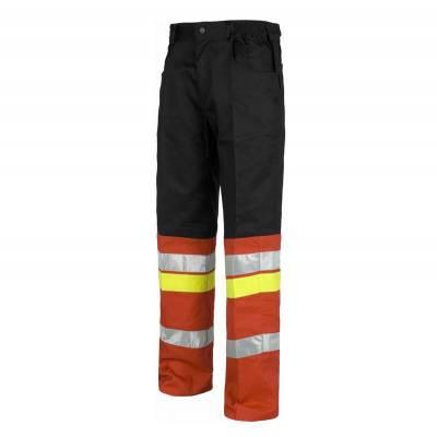 Pantalón combinado con...