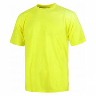 Camiseta amarilla A.V. de...