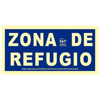 SEÑAL EVACUACIÓN  ZONA DE...