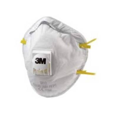Mascarilla 3M 8822 Confort FFP2 moldeada con válvula