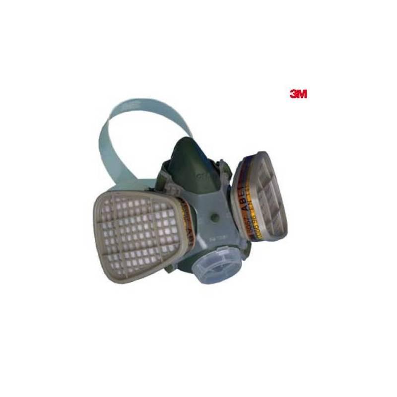 Media máscara Serie 7000 - 3M7002&