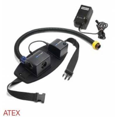 Equipo motorizado COMPACT AIR ATEX para gases