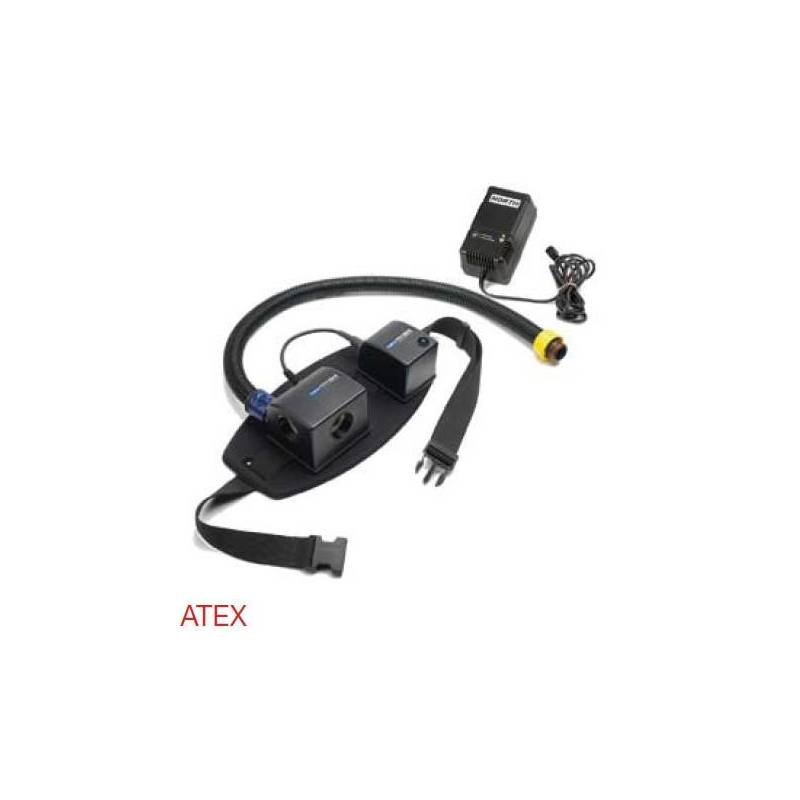 Equipo motorizado COMPACT AIR ATEX para gases - NOR1EX