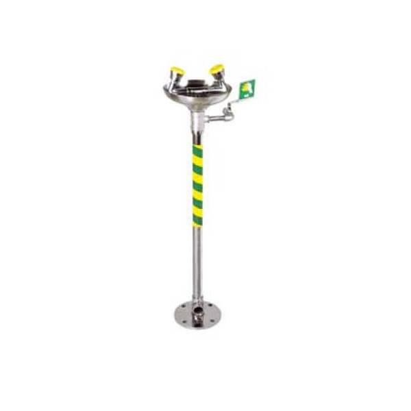 Lavaojos BASIC pedestal INOX - FAC513SS