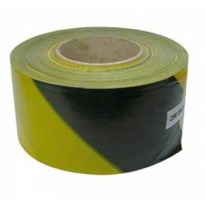 Cinta balizamiento amarilla/negra FAC258