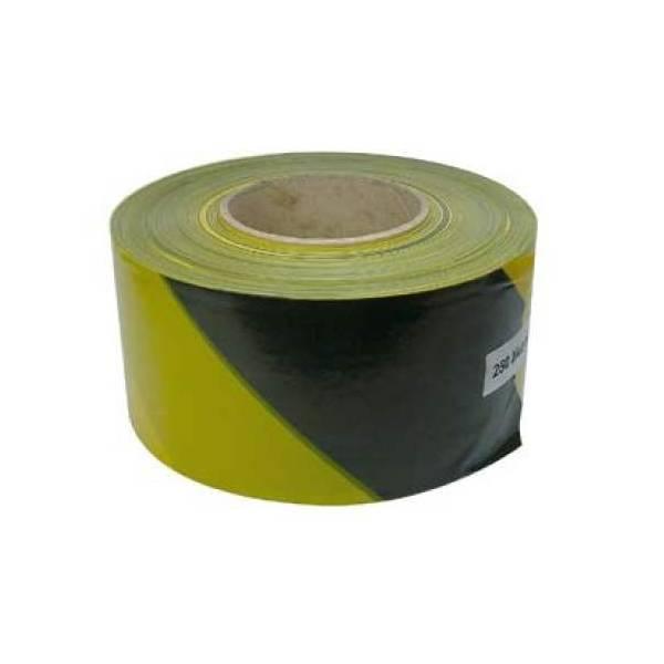 Cinta balizamiento amarilla/negra - FAC258