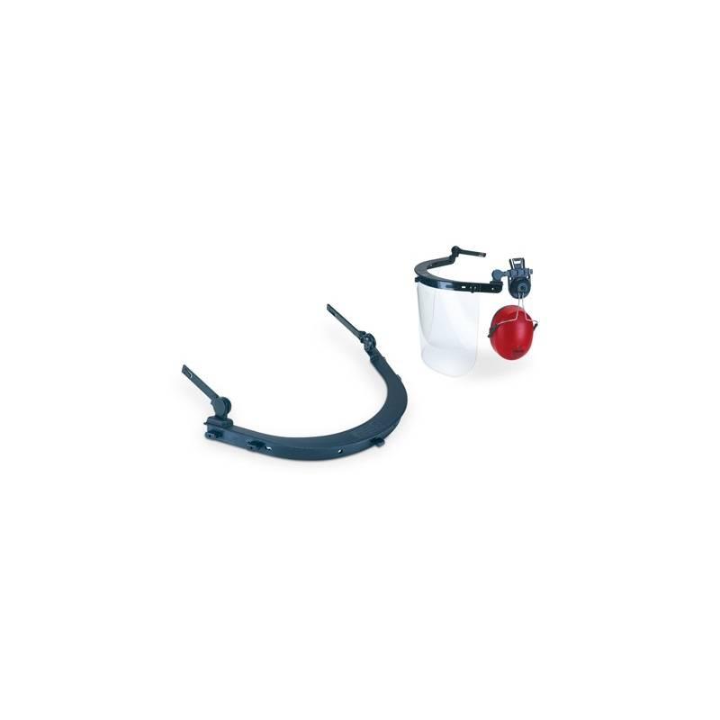 Adaptador de visor (V 101 a V 104) para casco - A 102