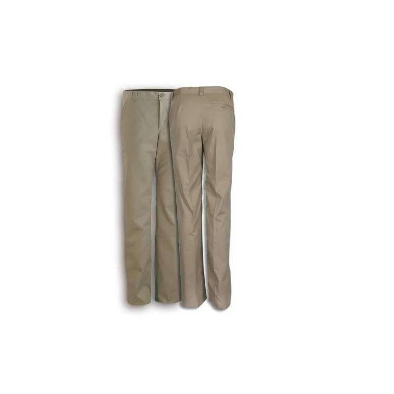 Pantalón tipo chino-VERDEJO