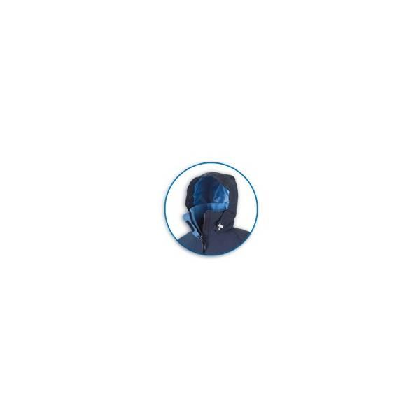 Parka impermeable mujer - 288-MPB