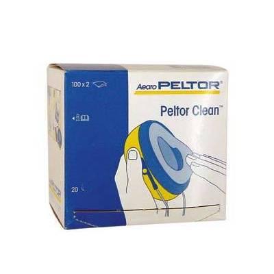 Láminas higiénicas Peltor. 100 pares - HY100