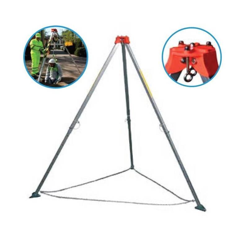 Trípode TM9 (alto 230cm) - C209