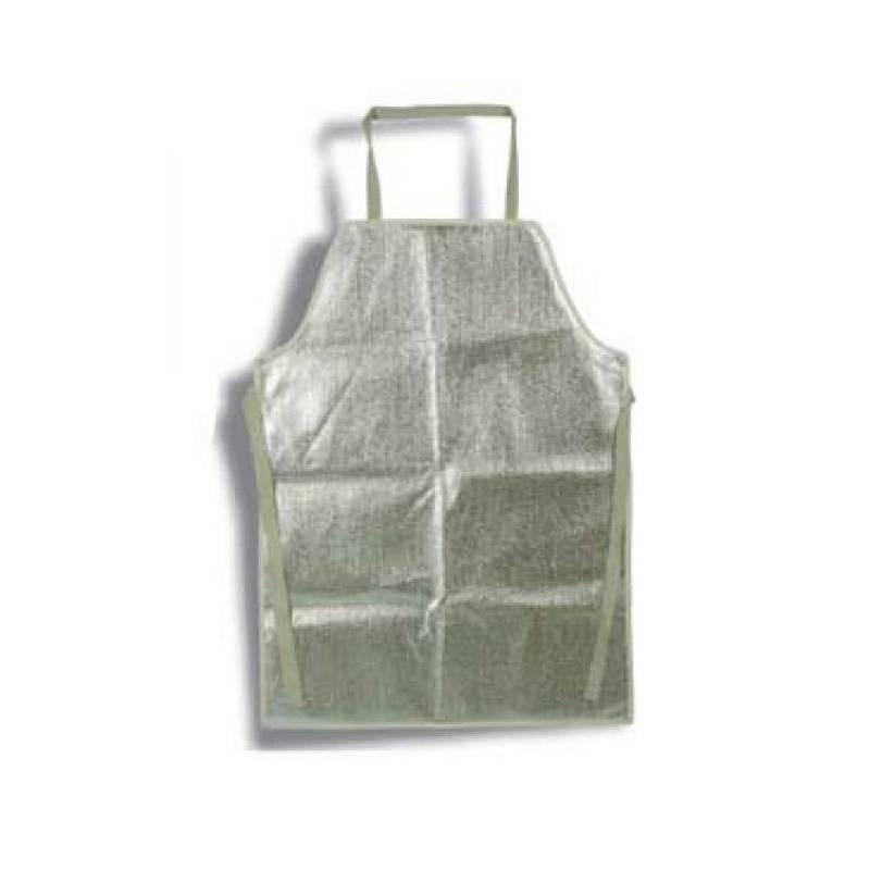 Delantal de fibra aramídica aluminizada - C805