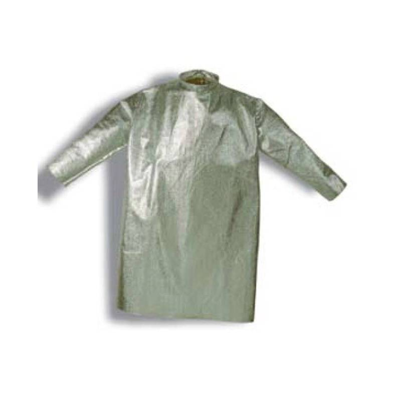 Abrigo de fibra aramídica aluminizada - C809