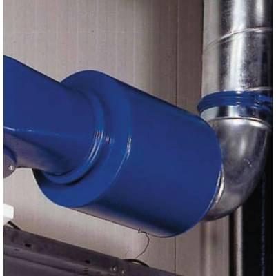 Silenciador de extracción 160 mm 663130