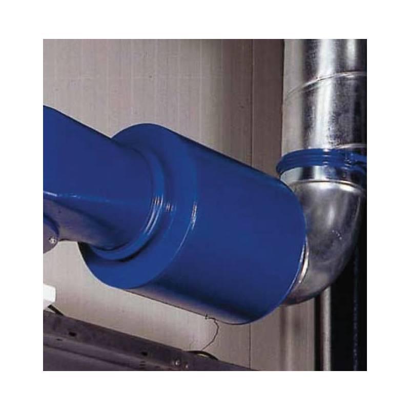 Silenciador de extracción 160 mm - 663130
