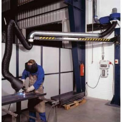 Brazo extracción con grúa 5-7 m