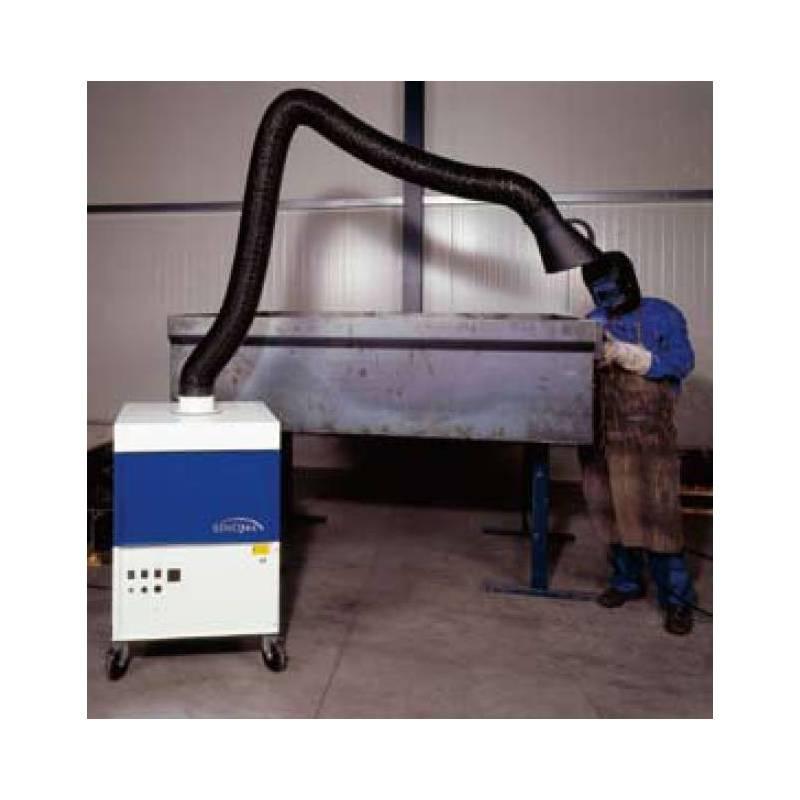 Extractor y filtrador SWELDex PRO móvil