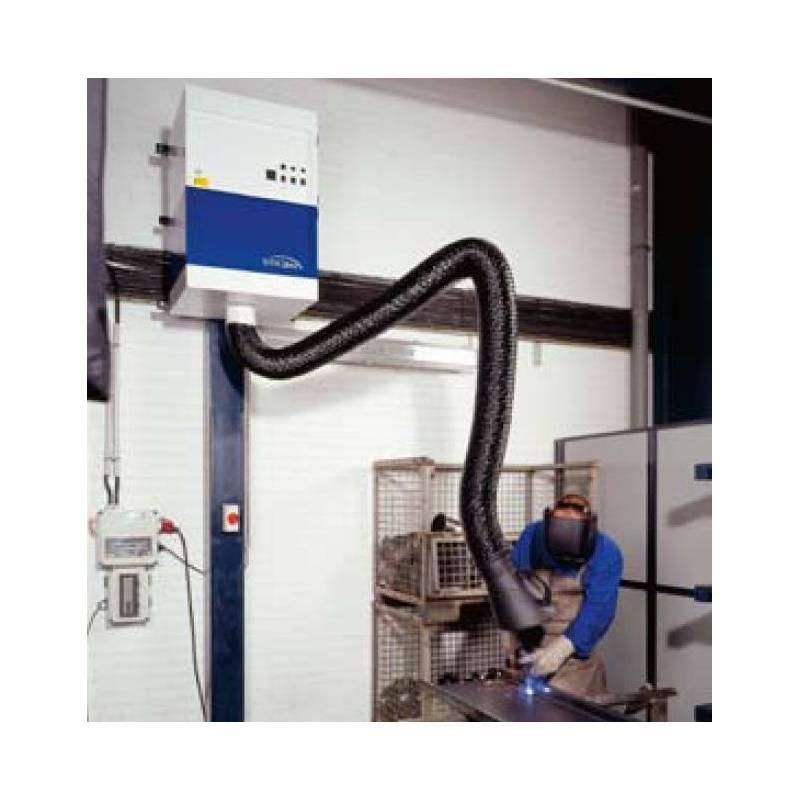 Extractor y filtrador SWELDex PRO pared