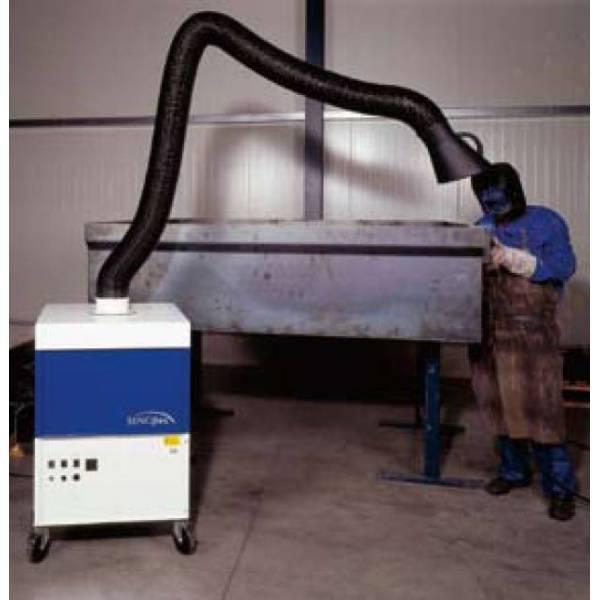 Extracción y filtrado SWELDex MASTER