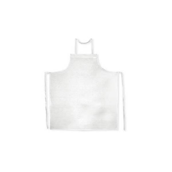 Delantal con peto algodón - 11