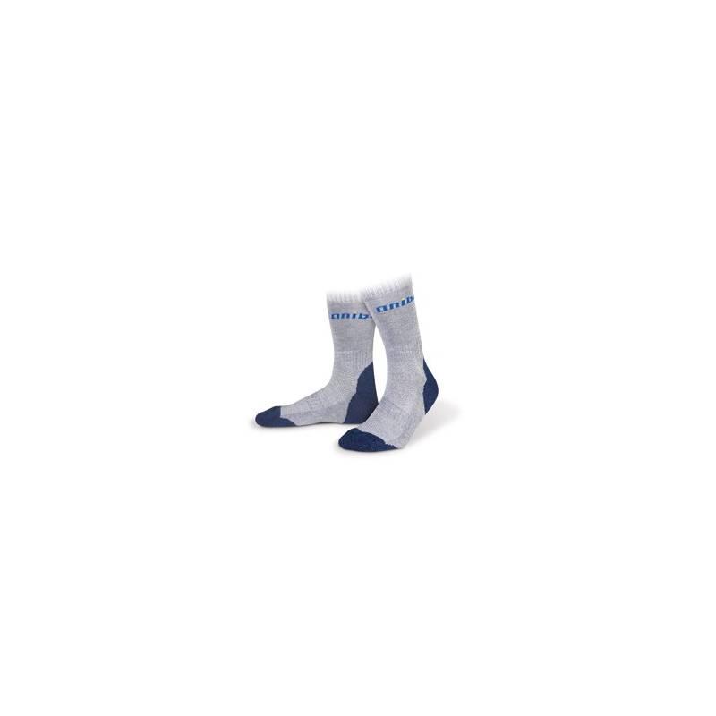 Calcetín verano gris COOLMAX