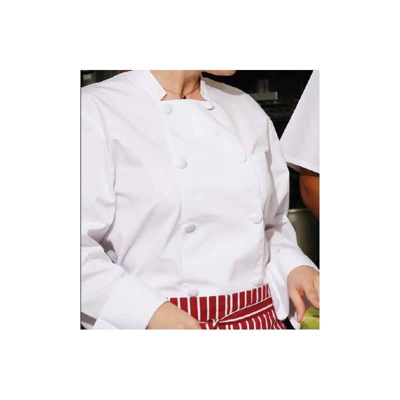Chaqueta cocinero manga larga - 434