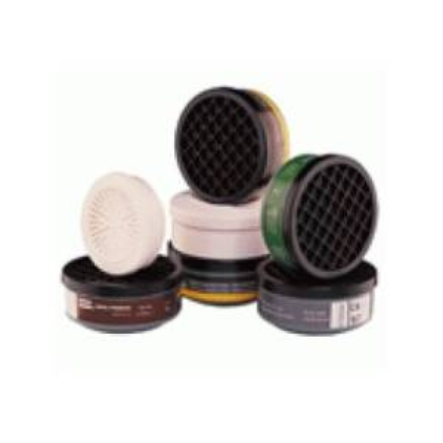Filtro Honeywell ABE1 contra gases, vapores y gases ácidos-