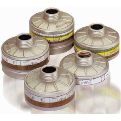Filtro Honeywell AX Contra gases orgánicos y vapores. Caja 4 uds.