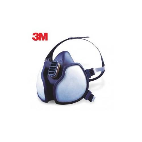 3M 4251 máscara FFA1P2D Serie 4000.