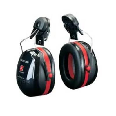 Orejera Peltor Optime III para casco