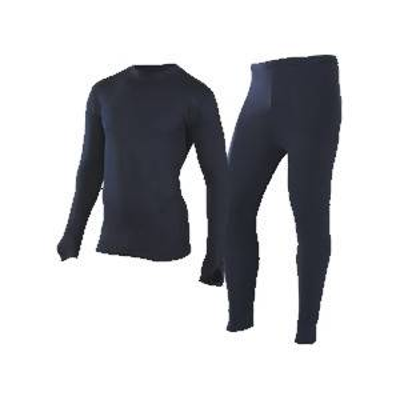 Ropa interior ignífuga (camiseta y calzon largo)