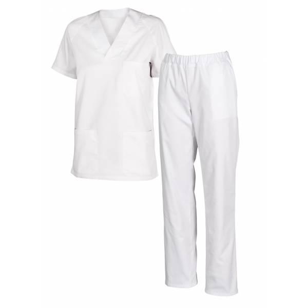Conjunto de pijama sanitario económico