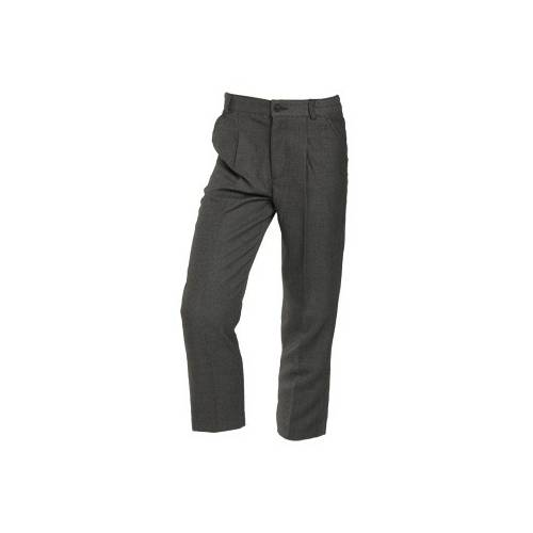 Pantalón escolar con pinzas GF0502