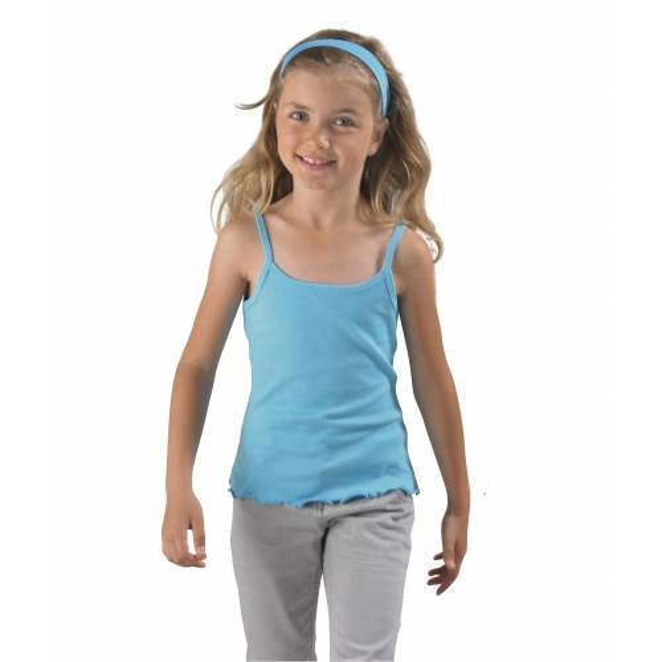 Camiseta de tirantes para niña
