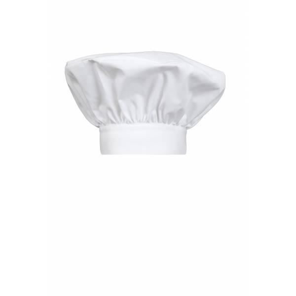 Gorro cocinero francés. VEVAINILLA